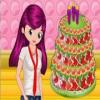 Торт для Павлины и Полины